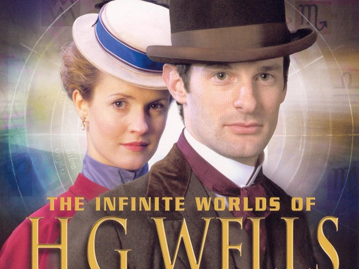 THE INFINITE WORLDS OF HG WELLS