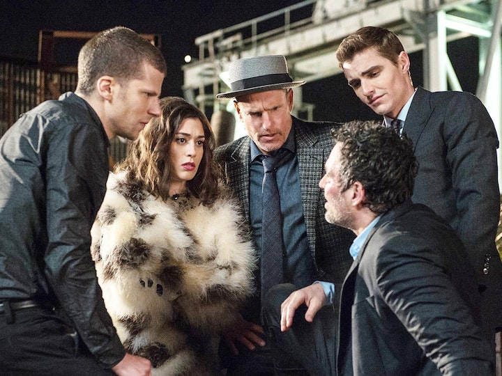 Now You See Me 2 (Assistant Designer)