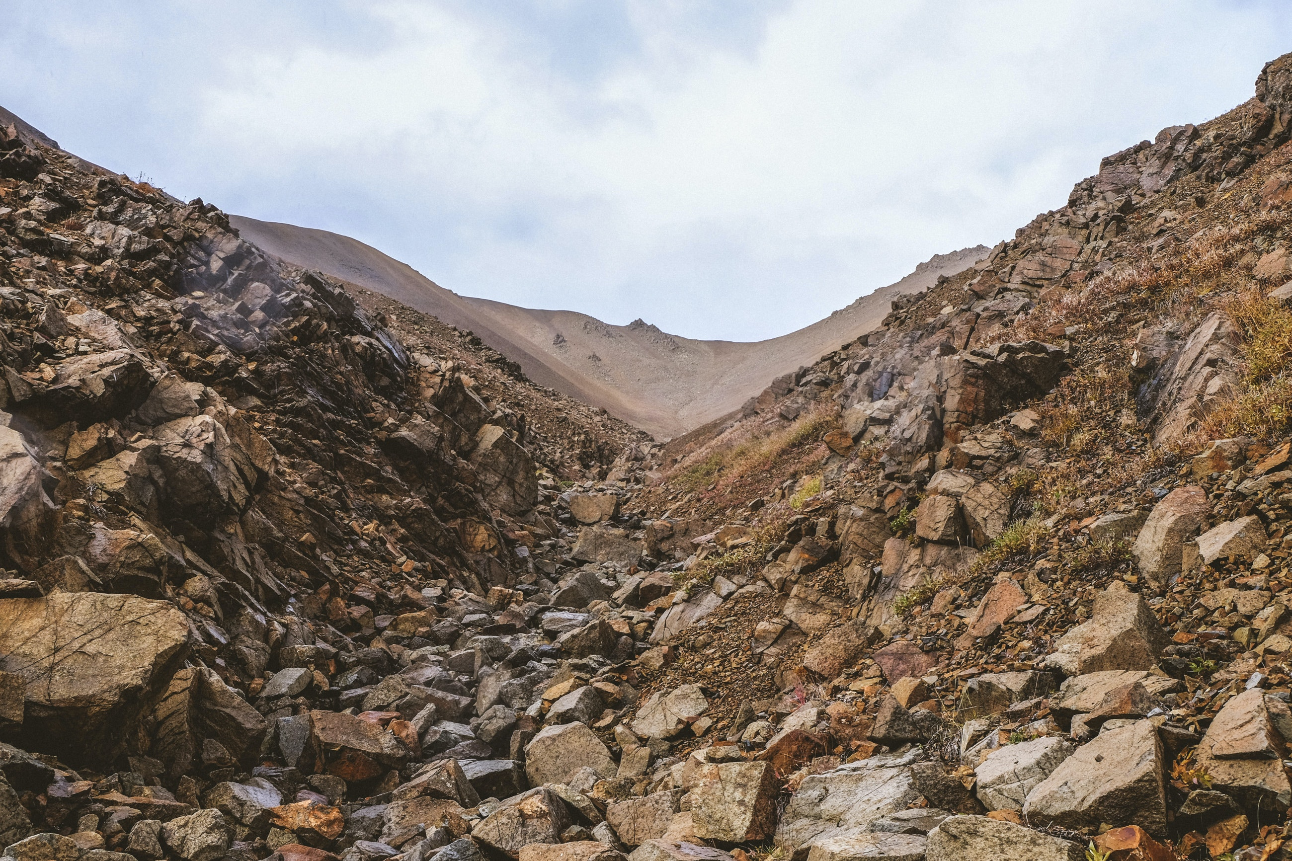The ridge - Denali National Park