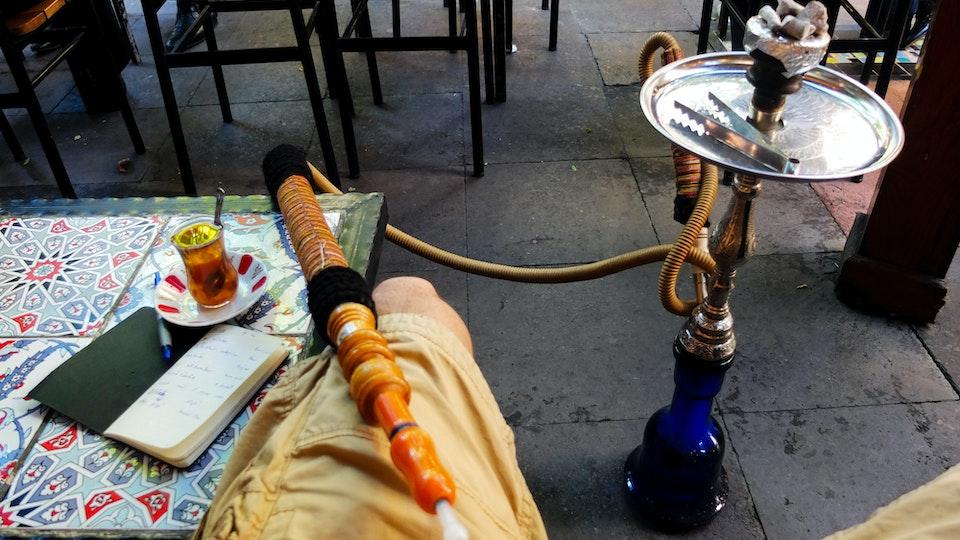 Yalda et le mystérieux caravansérail afghan