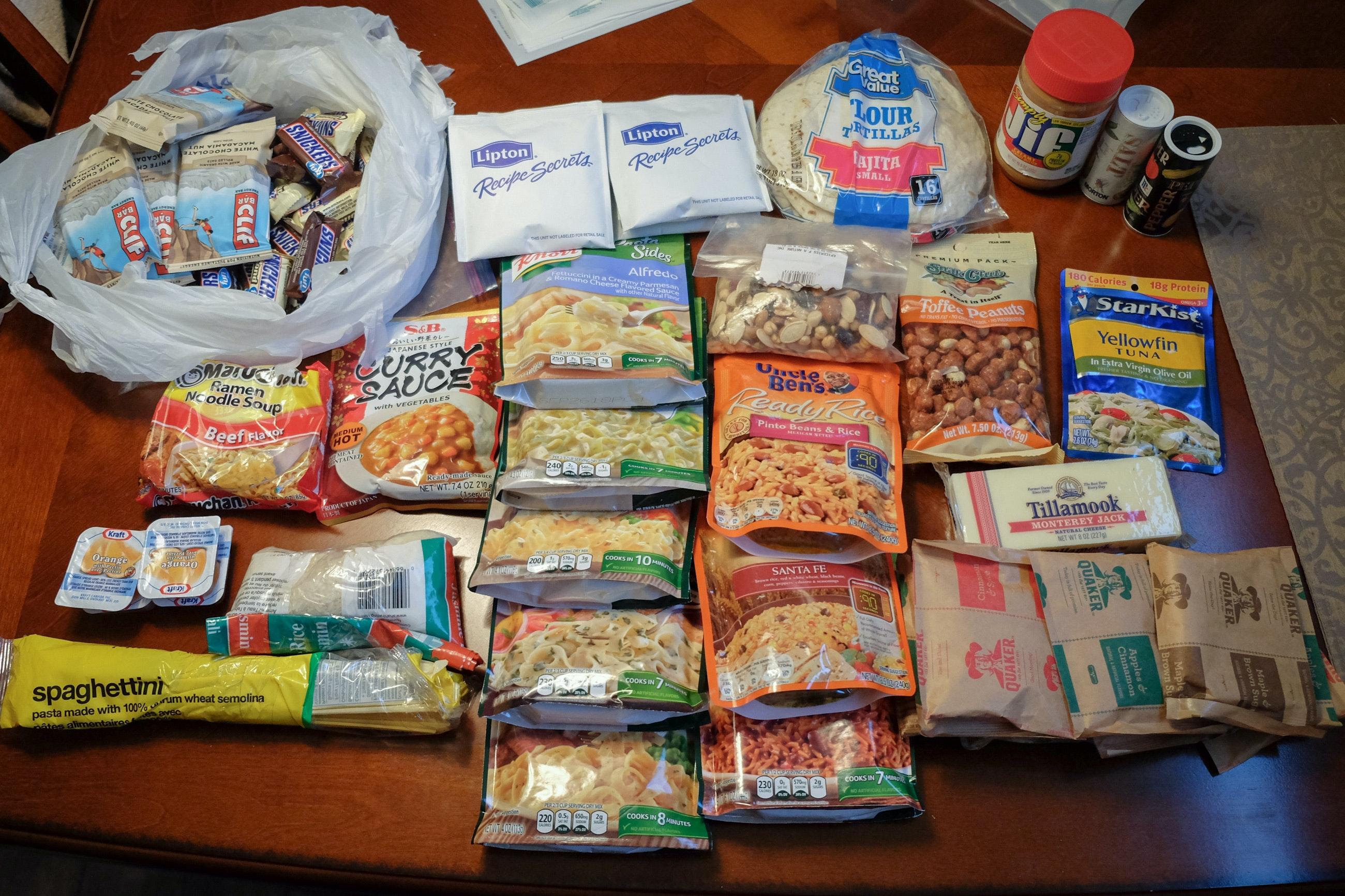 equipment food