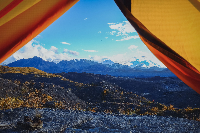 Camp Night 4 - Denali National Park