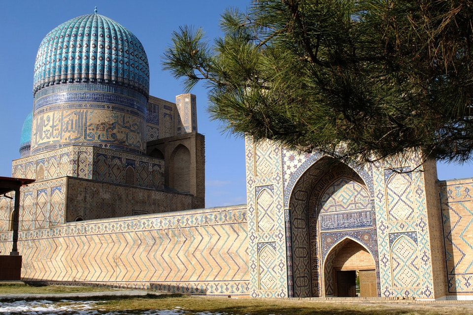 Central Asia -