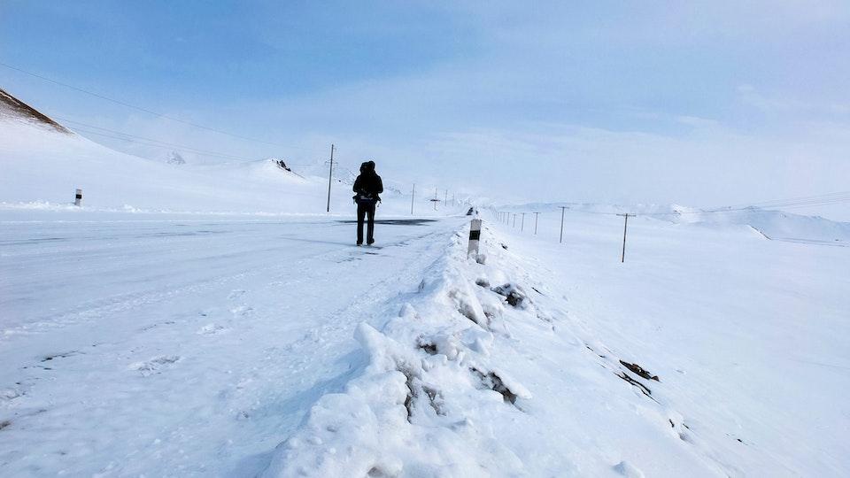 Naufrage: 4 jours entre le Kyrgyzstan et la Chine