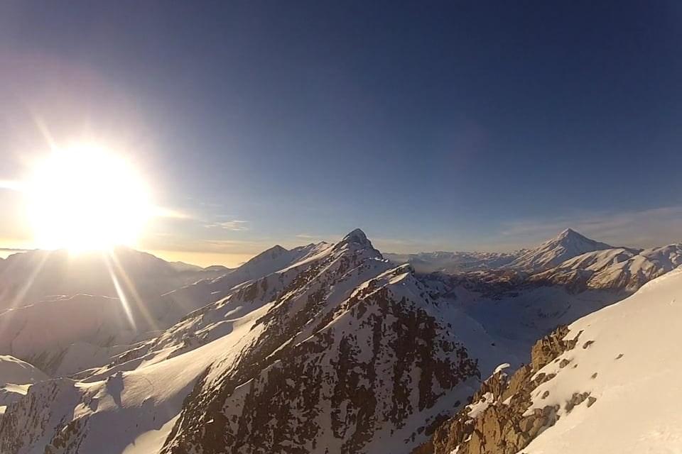 Videos - Mt Damavand's View (Iran)