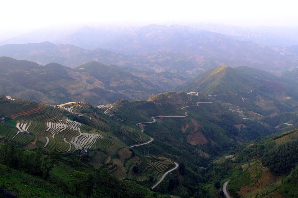 Où on passe le cap des 25, on croise des cons et on se perd dans le nord du Việt Nam