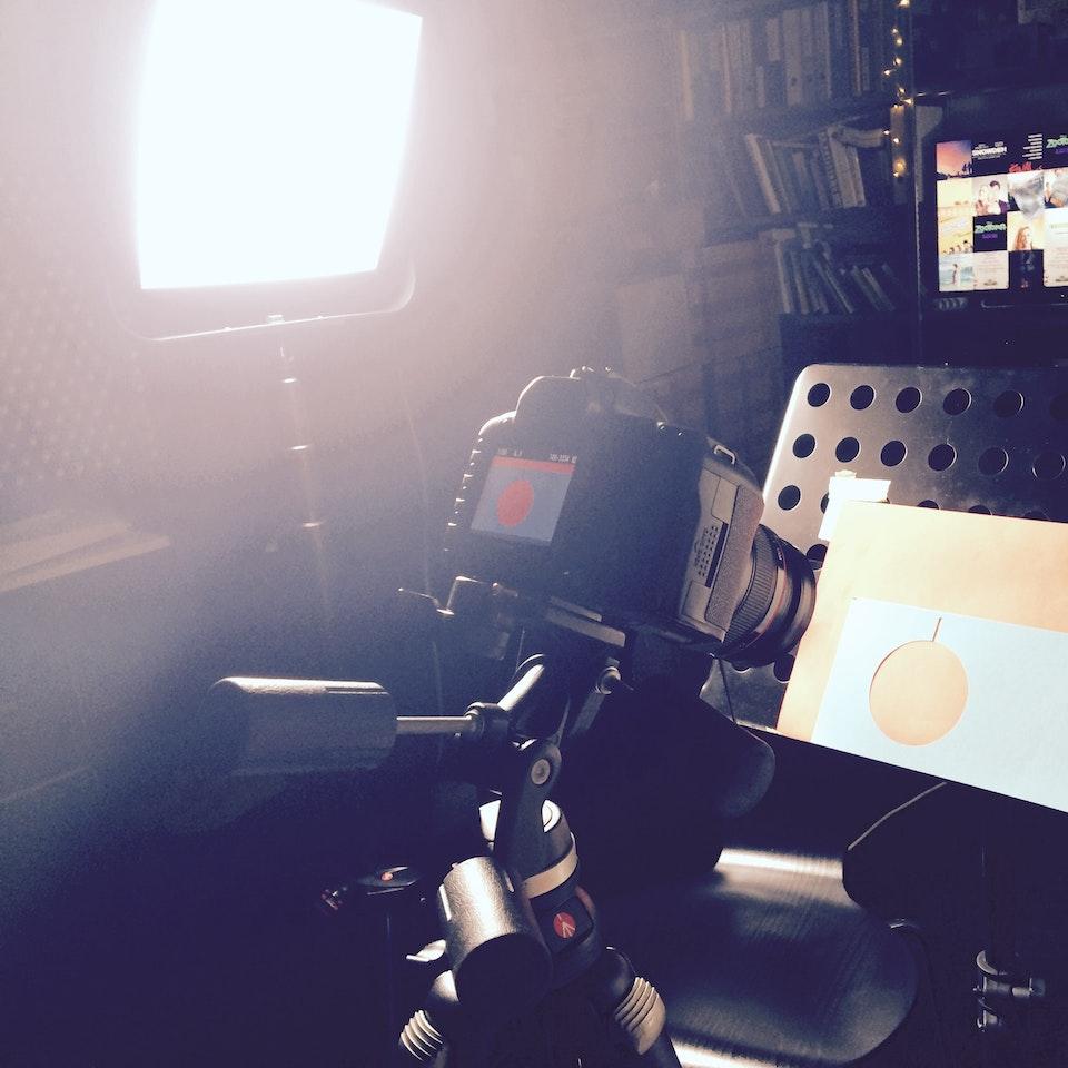Cyril Gfeller - Testing Laser cut stop motion