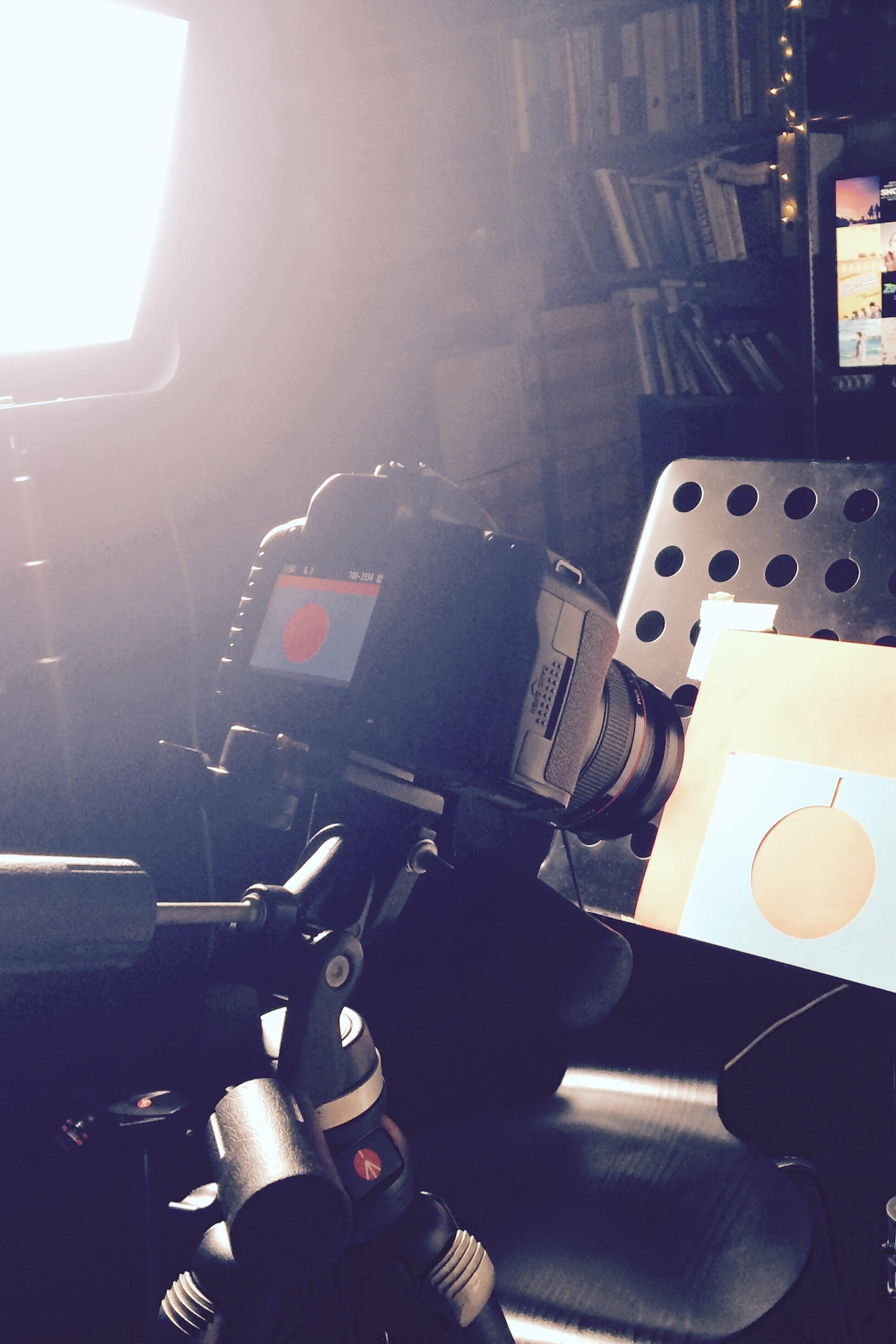 Testing Laser cut stop motion