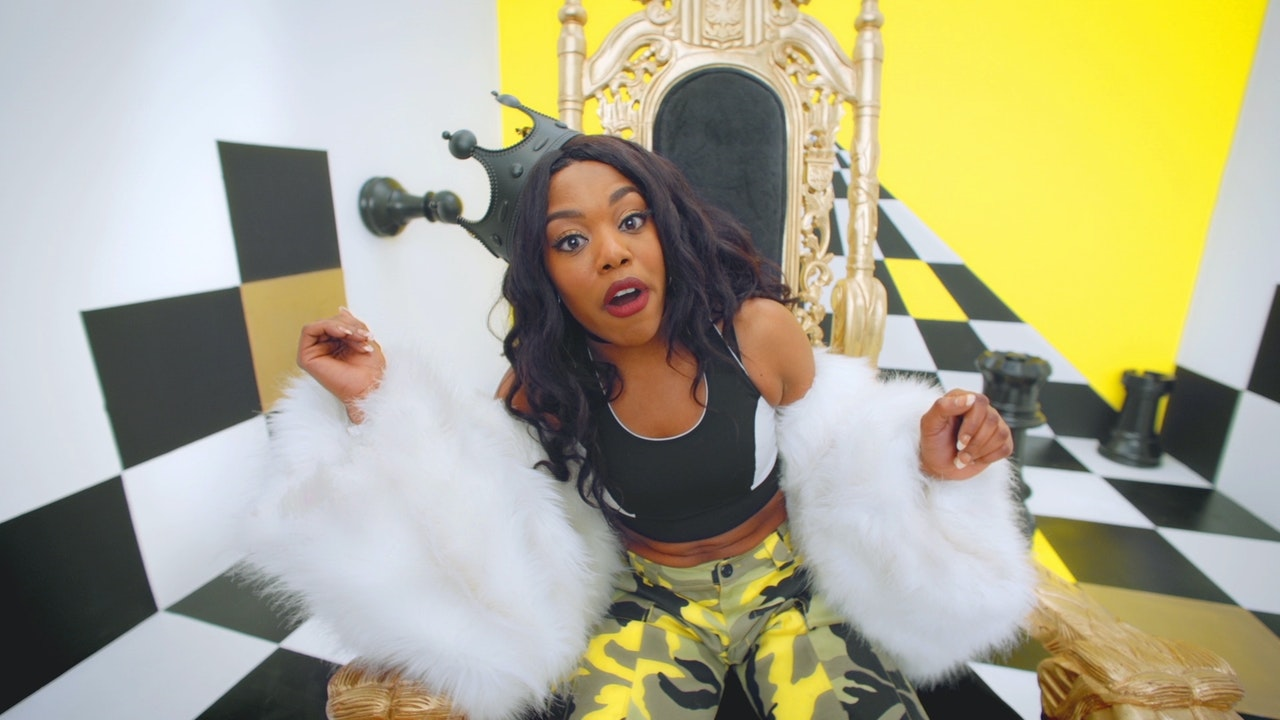 LADY LESHURR   'WHERE ARE YOU NOW' -