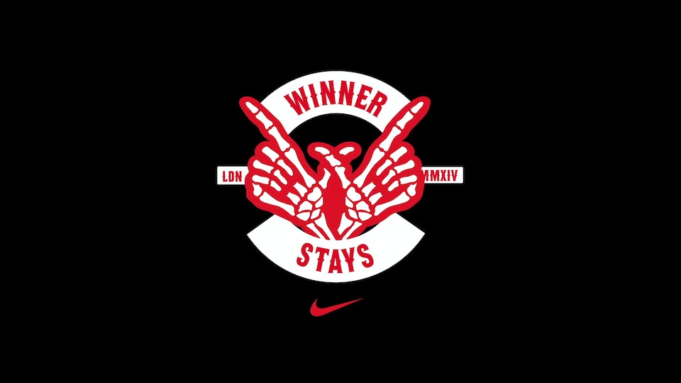 NIKE | WINNER STAYS