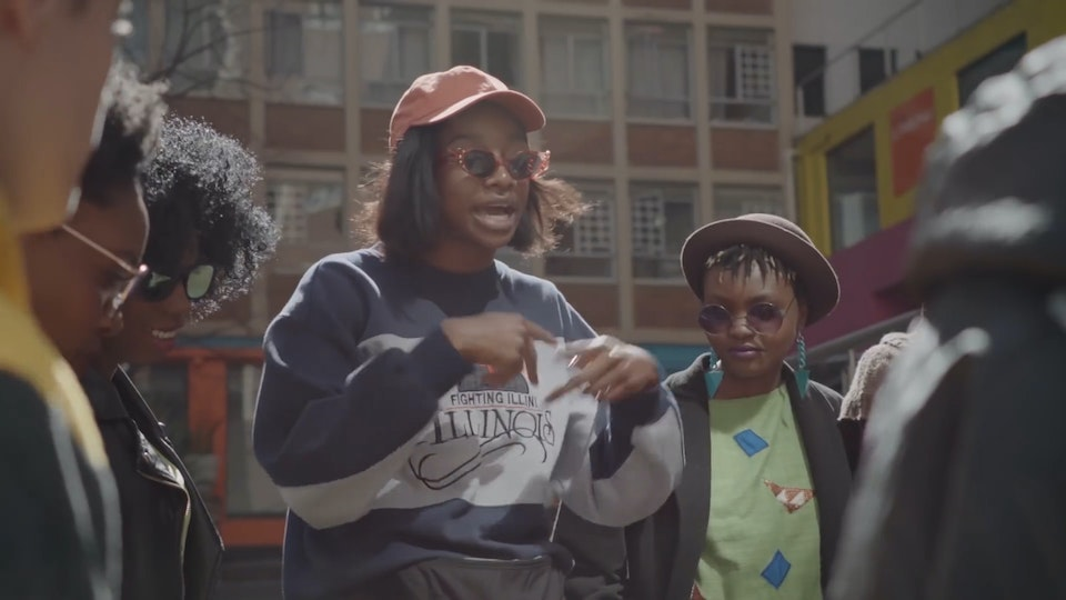 NOISEY x LITTLE SIMZ
