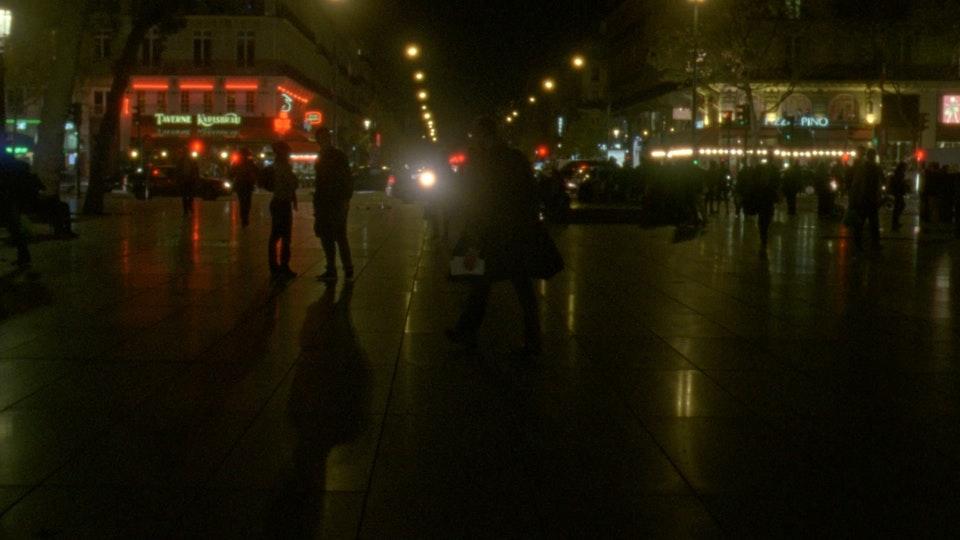 PARADIS   'SUR UNE CHANSON EN FRANCAIS' -