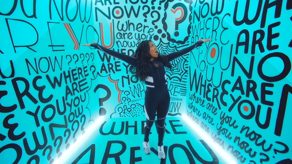 LADY LESHURR   'WHERE ARE YOU NOW'