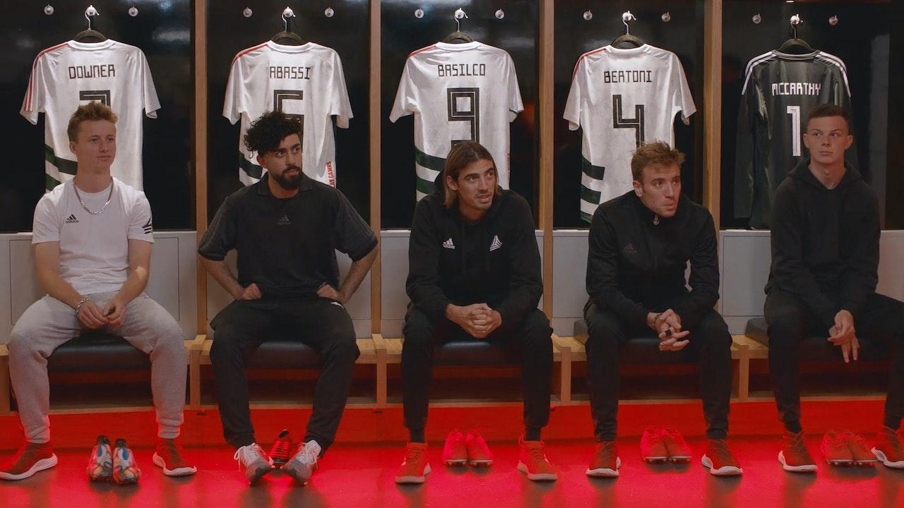 ADIDAS | TANGO SQUAD FC -