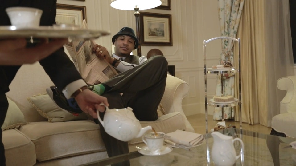 MELO M9 x DAVE WHITE | TEA FOR TWO -
