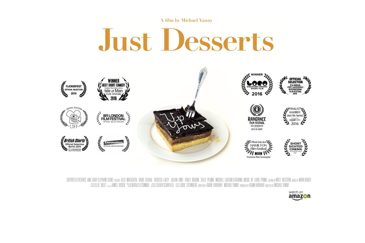 JUST DESSERTS trailer