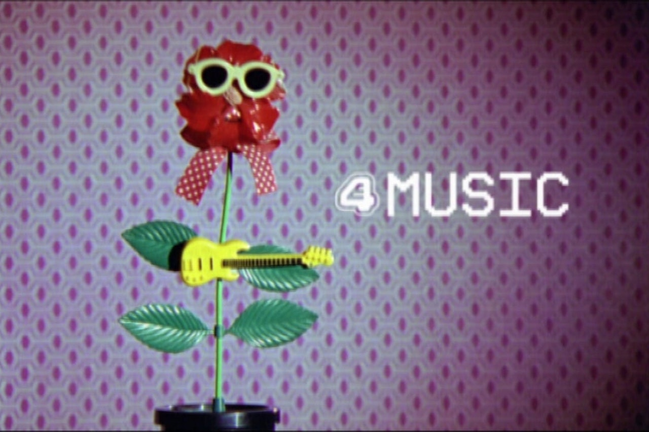 E4 Music Sting Flower