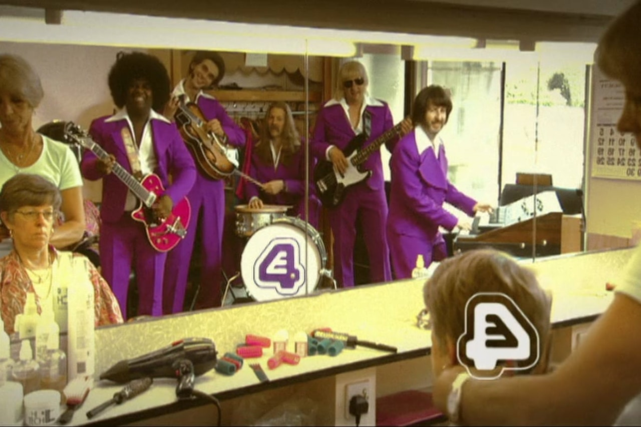 E4 Band Continuity Ident Hairdressers