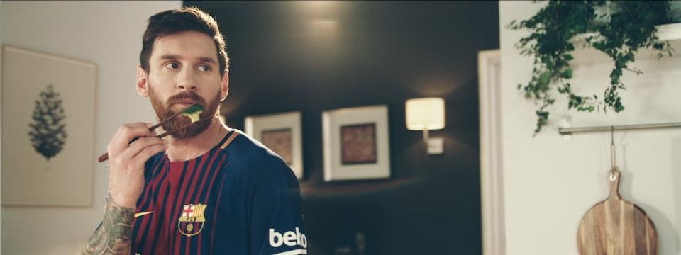 """André Szankowski AFC AIP - Beko """" Eat like a Pro"""""""