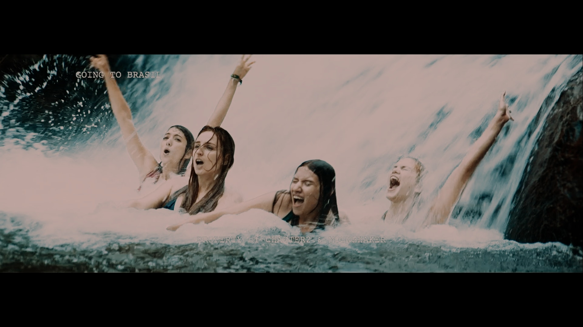 """""""Going To Brazil"""" in Color Grading"""