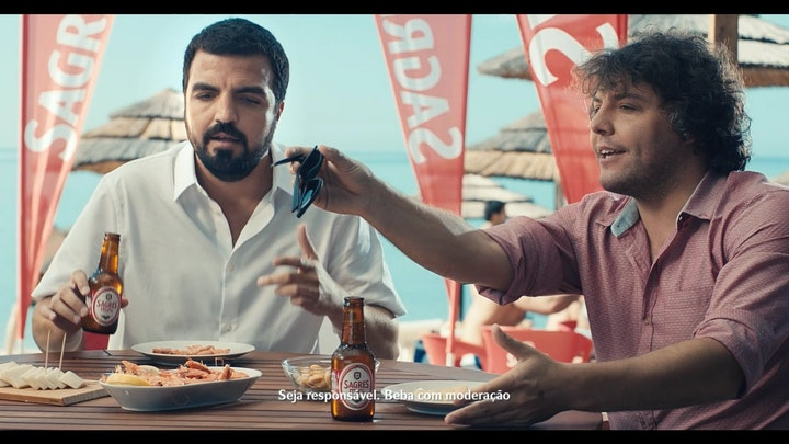 "Sagres Mini ""Verão"" directed by Augusto Fraga"