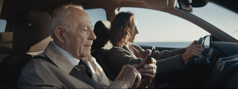 """Vodafone """"Grand Father""""  by Augusto Fraga Vodafone """"Grand Father"""" directed by Augusto Fraga"""