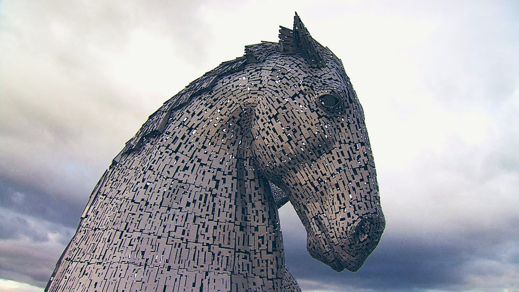 The Kelpies - Andy Scott - Sculptor