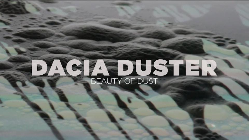 DACIA DUSTER 'Beauty of Dust'
