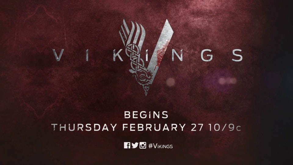 VIKINGS TV Series Teaser