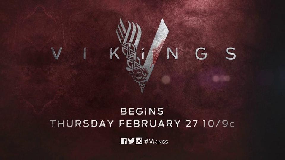 VIKINGS TV Series Teaser