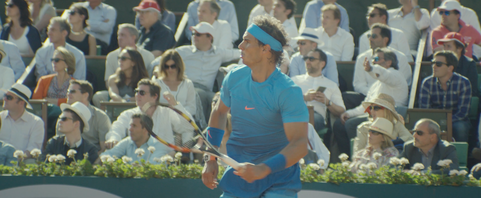 Motion Palace - Roland-Garros — L'Esprit