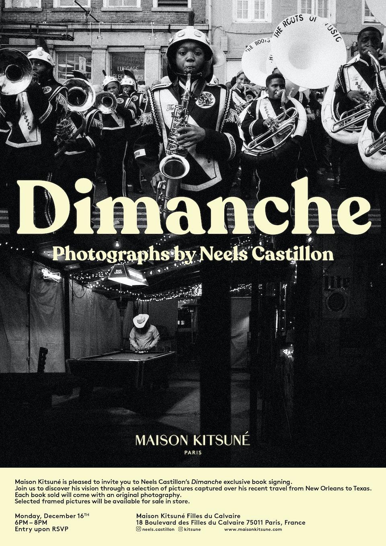 Kitsuné — Dimanche dc4.NEELS_CASTILLON-A4