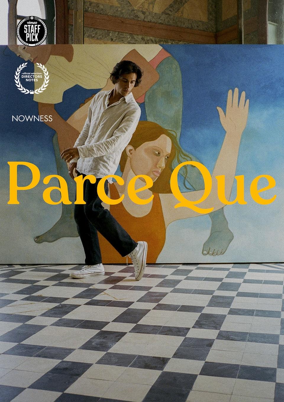 Motion Palace - PARCE QUE