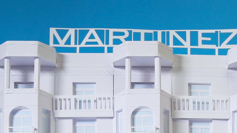 Motion Palace - L'ORÉAL 'Cannes'