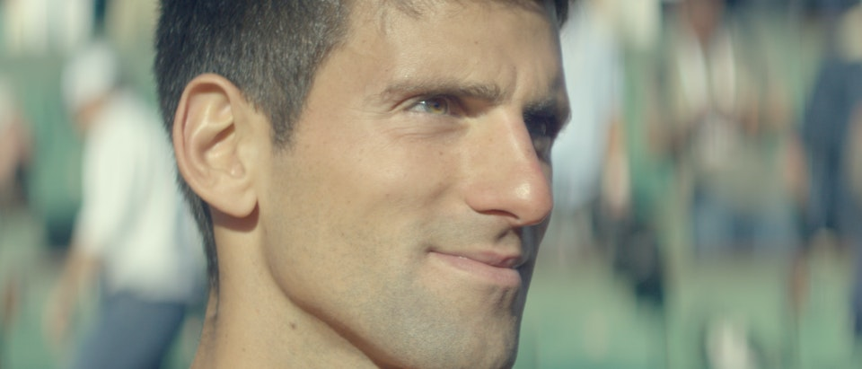 Motion Palace - NOVAK DJOKOVIC