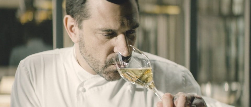 Motion Palace - Krug Champagne — Chef