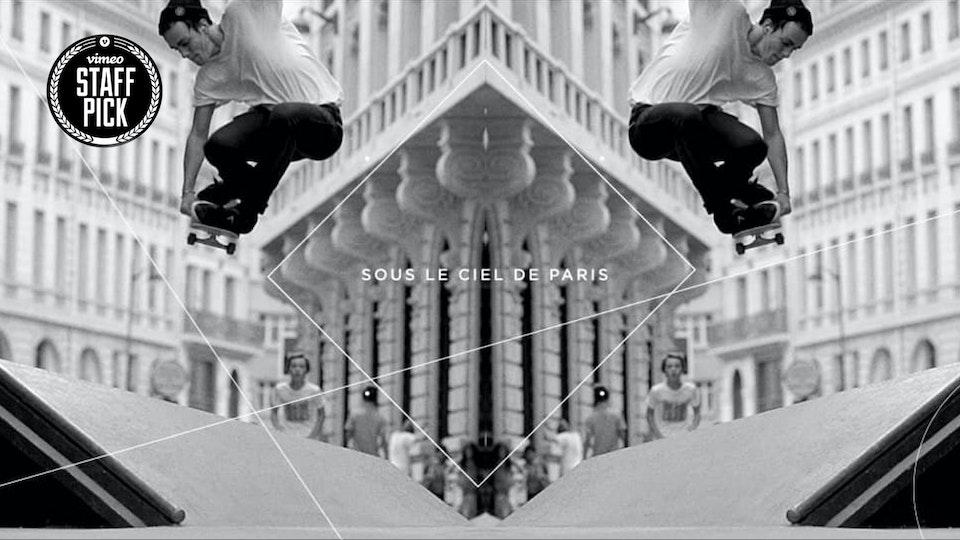 Motion Palace - Nikon — Sous le ciel de Paris