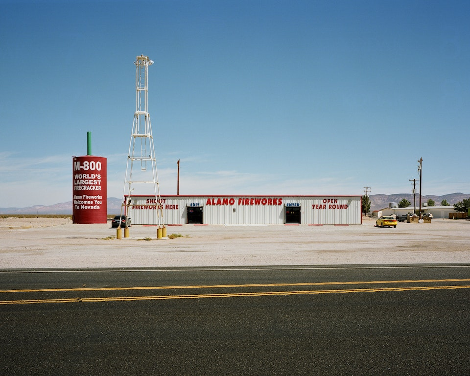 Motion Palace - AMERICAN WEST