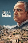 Official Classic Film Posters - The Godfather (licensed by Paramount Pictures and produced in collaboration with Fanattik).