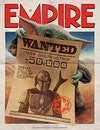 Magazine Covers - Empire Subscriber Cover Featuring Baby Yoda and The Mandalorian, via Central Illustration Agency, Feb 2020. Commissioned by Deputy Art Director James Inglis with creative direction by Chris Lupton.