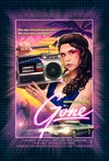 Independent Project Posters - Poster created to promote Sophie Strass' single and video, Gone, 2020