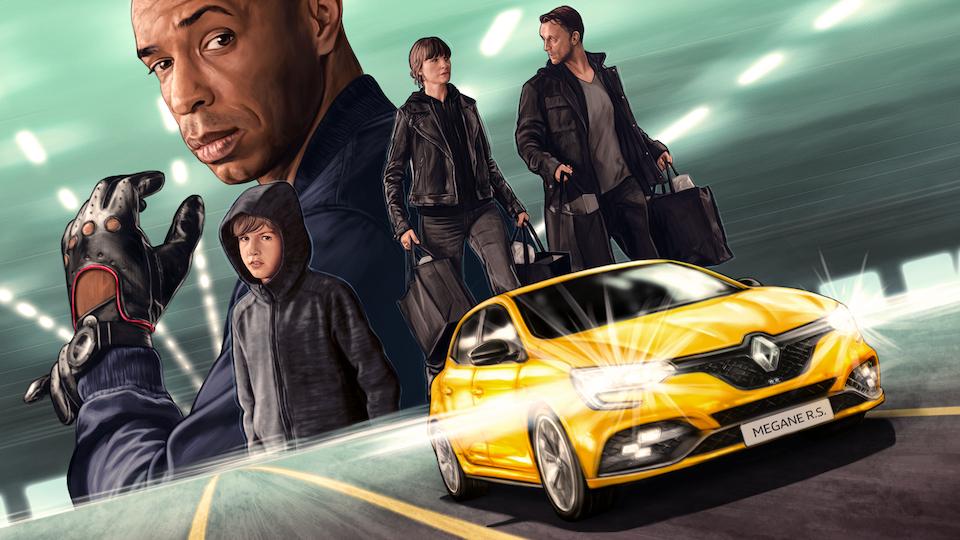 Renault (via Publicis•Poke)