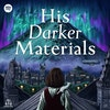 Podcasts - Key art for the His Darker Materials podcast*, exclusive to Spotify in collaboration with Stripped Media. *His Darker Materials Logo also designed by Sam.