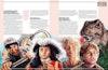 Editorial - Spielberg Kids for Empire (via Central Illustration Agency). CD: Chris Lupton.