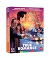 Film Packaging - Blu-ray steelbook slip-cover, exclusive to Zavvi and commissioned by Arrow Video for the 4k re-release of True Romance.