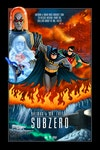 Licensed Posters - Batman & Mr. Freeze: Subzero (licensed by DC/Warner Bros. and produced in collaboration with Bottleneck Gallery).