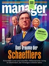 Magazine and Book Covers - Cover for Manager Magazin, November 2020.