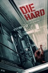 Licensed Posters - Die Hard (licensed by 20th Century Fox and produced in collaboration with Fanattik).