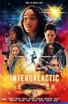 Social Media Marketing for Film and Television - Poster for Sky TV's Intergalactic (via 33 Seconds).