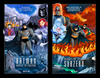 Licensed Posters - Batman: Mask of the Phantasm and Batman & Mr. Freeze: Subzero (licensed by DC/Warner Bros. and produced in collaboration with Bottleneck Gallery).